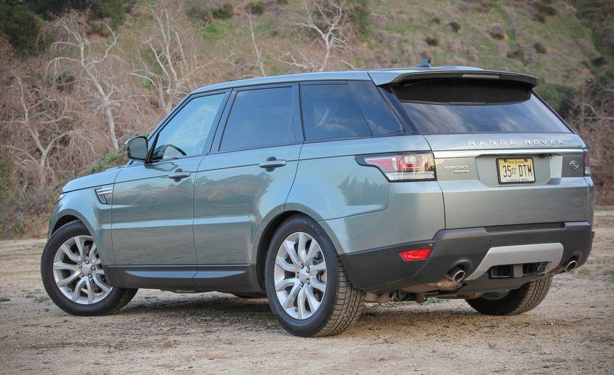 2016 Land Rover Range Rover Sport Td6 - Slide 9