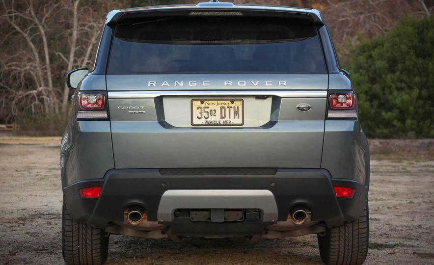 2016 Land Rover Range Rover Sport Td6 - Slide 11