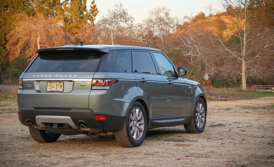 2016 Land Rover Range Rover Sport Td6 - Slide 12