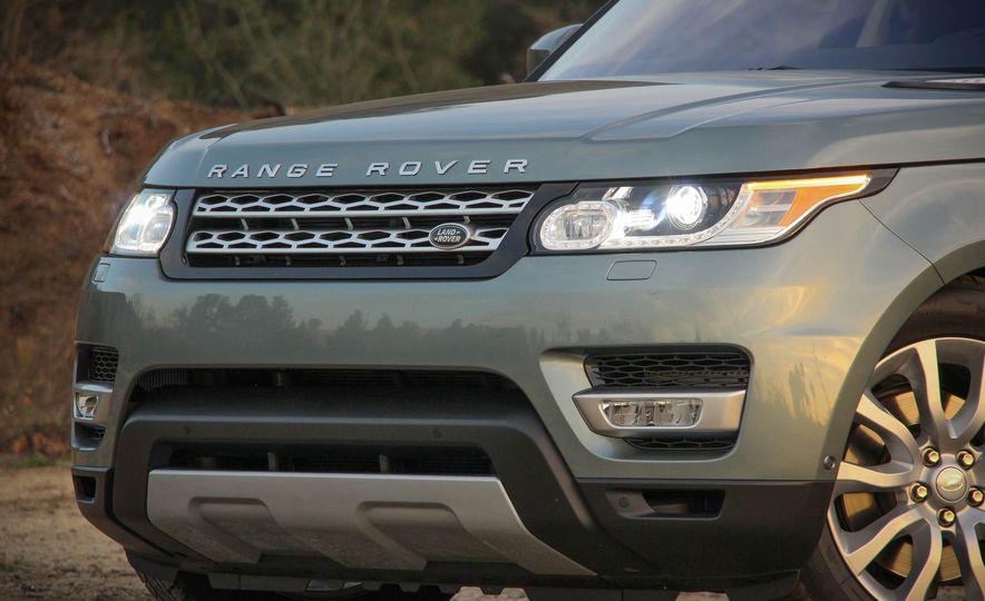 2016 Land Rover Range Rover Sport Td6 - Slide 14