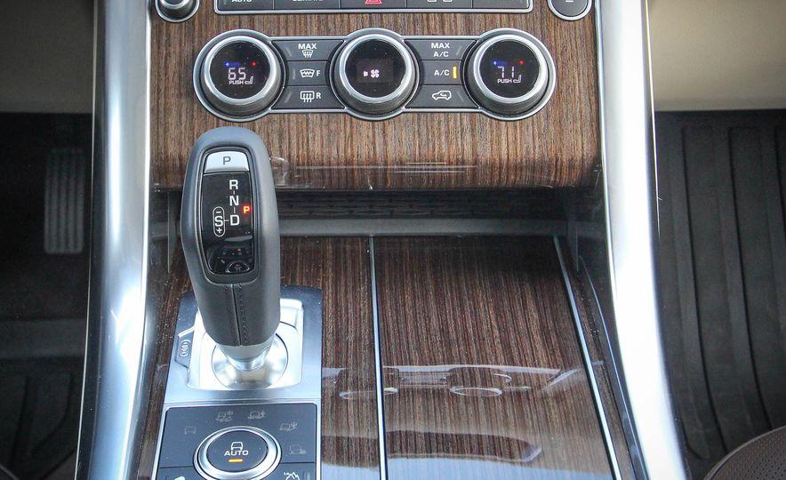 2016 Land Rover Range Rover Sport Td6 - Slide 35