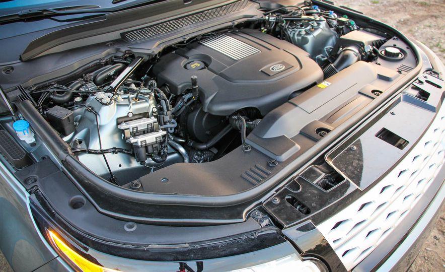 2016 Land Rover Range Rover Sport Td6 - Slide 39