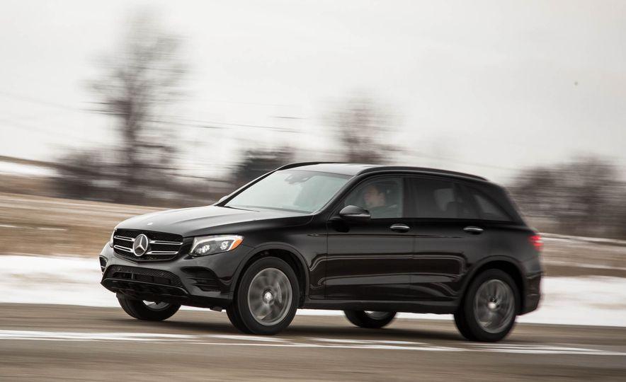 2016 Mercedes-Benz GLC300 4MATIC - Slide 44