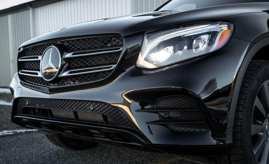 2016 Mercedes-Benz GLC300 4MATIC - Slide 50