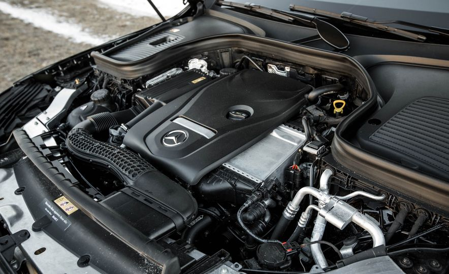 2016 Mercedes-Benz GLC300 4MATIC - Slide 80