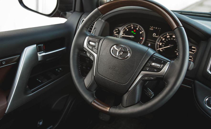 2016 Toyota Land Cruiser - Slide 35