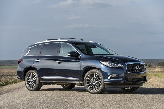 2016 Infiniti Qx60 First Drive Review Car And Driver