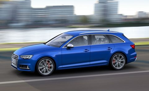 Look On In Envy New Audi S4 Avant News Car And Driver