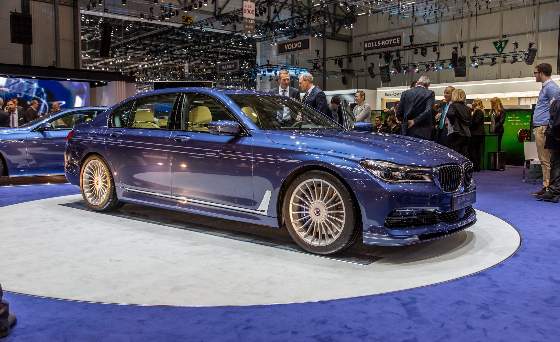 2017 bmw alpina b7 pictures photo gallery car and driver. Black Bedroom Furniture Sets. Home Design Ideas