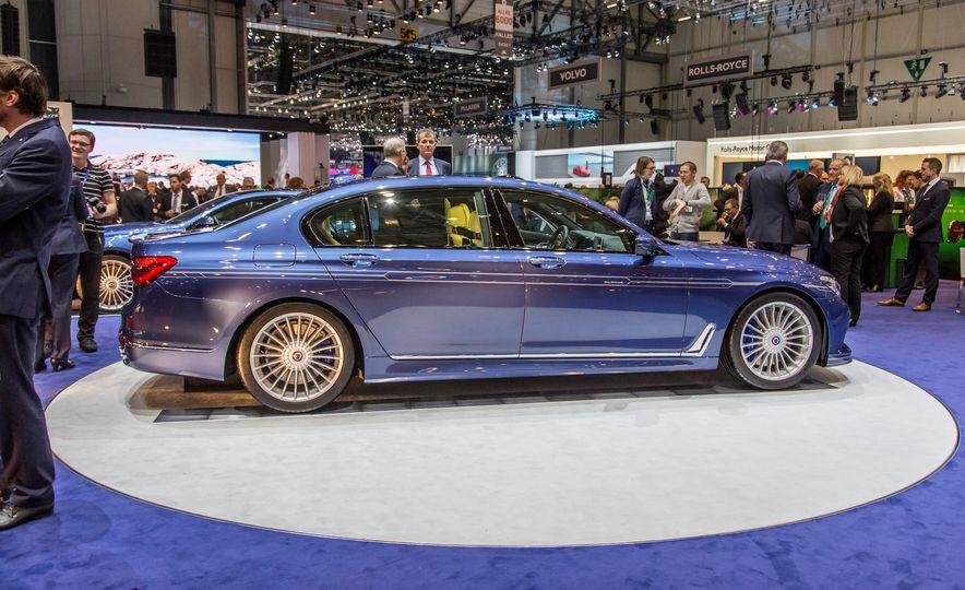 2017 BMW Alpina B7 xDrive - Slide 10