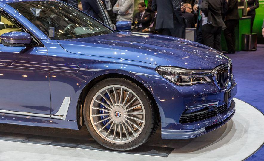 2017 BMW Alpina B7 xDrive - Slide 11