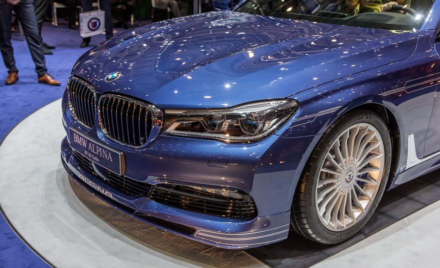 2017 BMW Alpina B7 xDrive - Slide 14