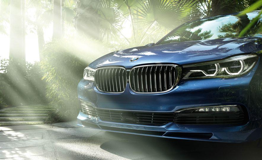 2017 BMW Alpina B7 xDrive - Slide 35