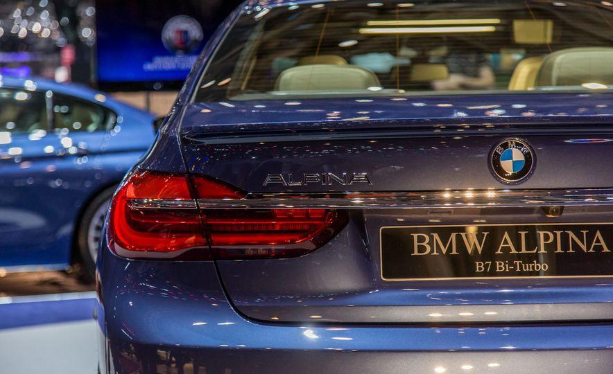 2017 BMW Alpina B7 xDrive - Slide 20