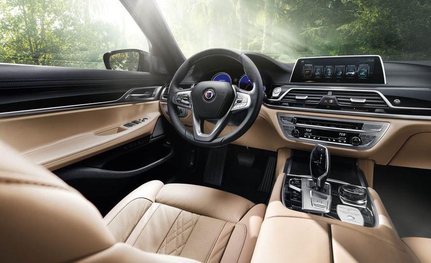 2017 BMW Alpina B7 xDrive - Slide 41