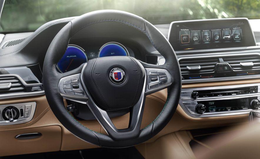 2017 BMW Alpina B7 xDrive - Slide 43