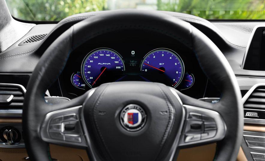 2017 BMW Alpina B7 xDrive - Slide 45
