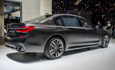 A Dadgum Bargain! BMW Announces 2017 M760i xDrive Pricing