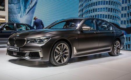 2017 BMW M760i: Finally Applying M to the 7