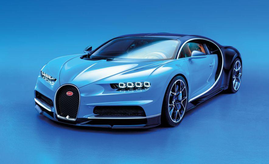 2017 Bugatti Chiron - Slide 23