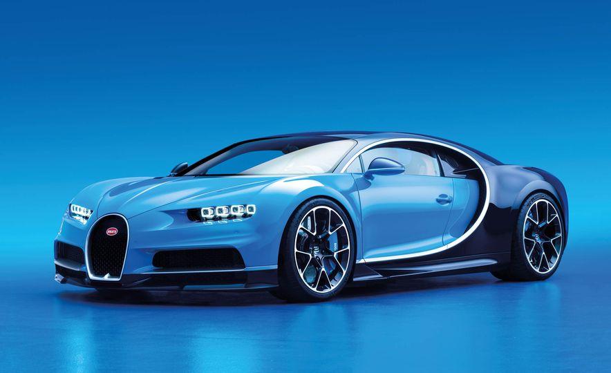 2017 Bugatti Chiron - Slide 24