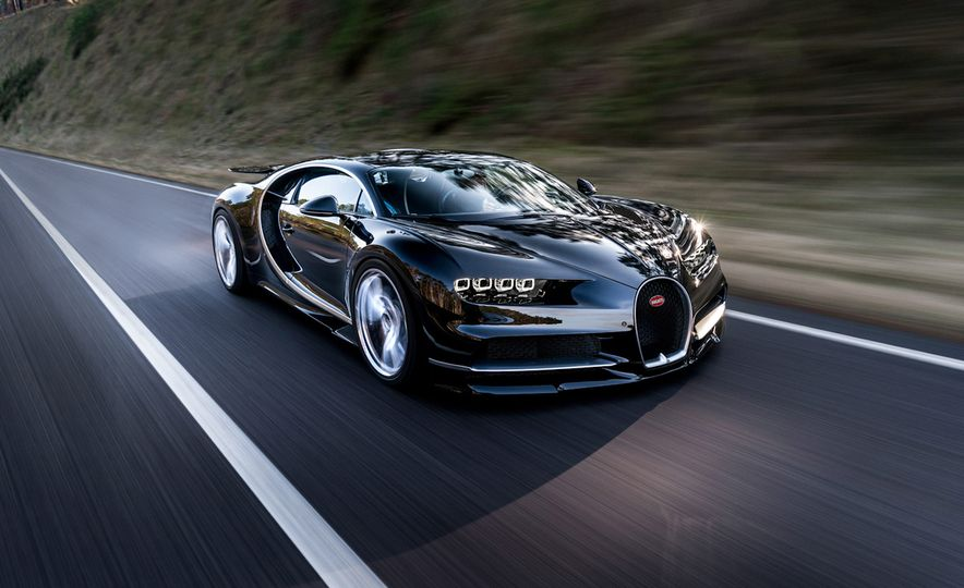 2017 Bugatti Chiron - Slide 15
