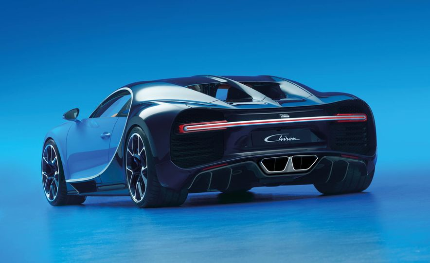 2017 Bugatti Chiron - Slide 27