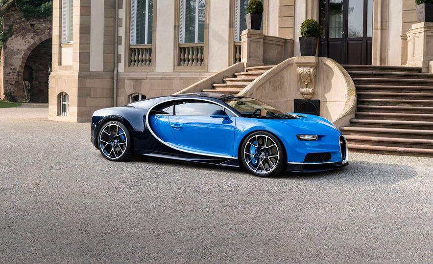 2017 Bugatti Chiron - Slide 5