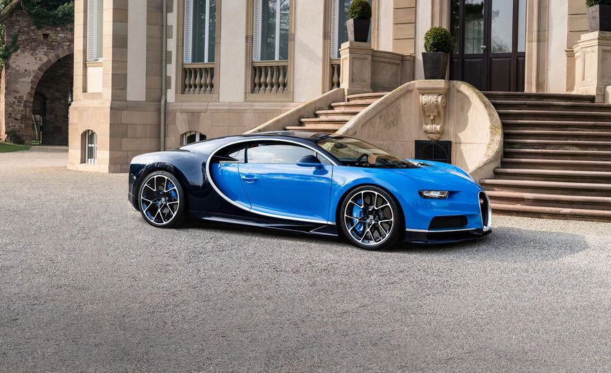 2017 Bugatti Chiron - Slide 21