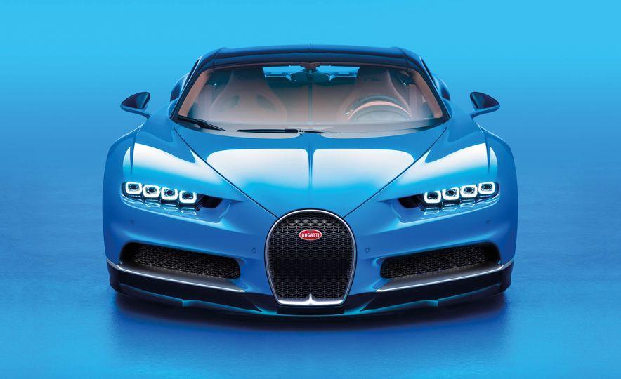 2017 Bugatti Chiron - Slide 29