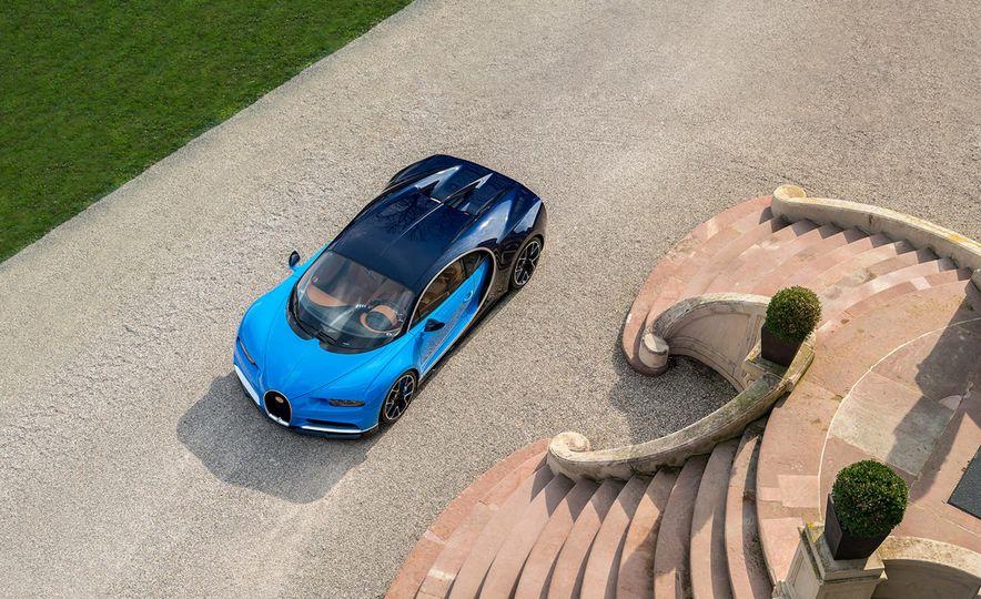 2017 Bugatti Chiron - Slide 20