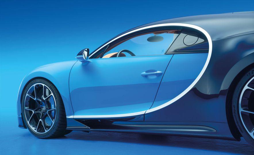 2017 Bugatti Chiron - Slide 32