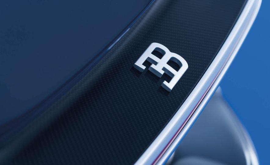 2017 Bugatti Chiron - Slide 34