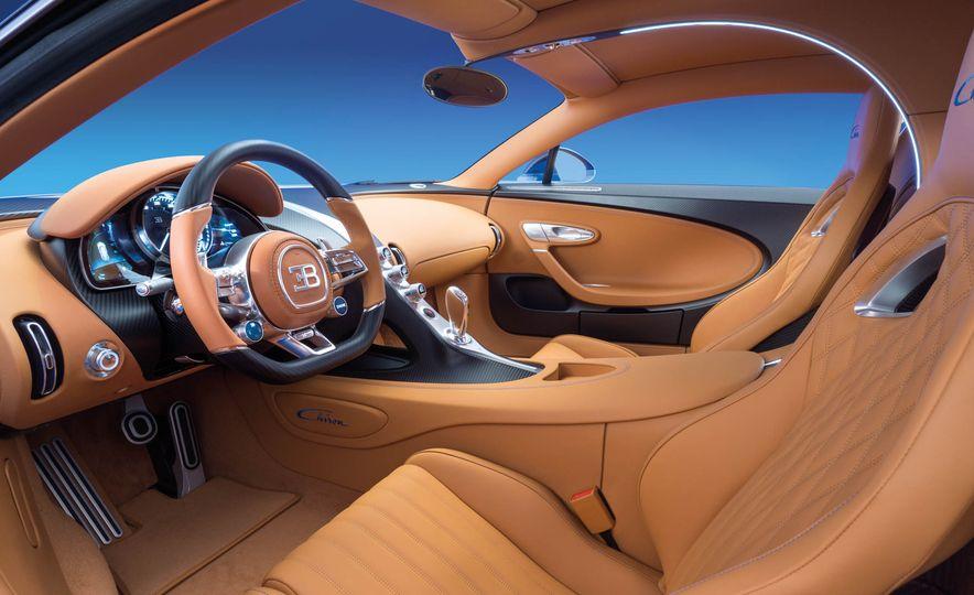 2017 Bugatti Chiron - Slide 36