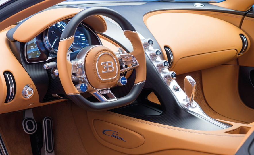 2017 Bugatti Chiron - Slide 37