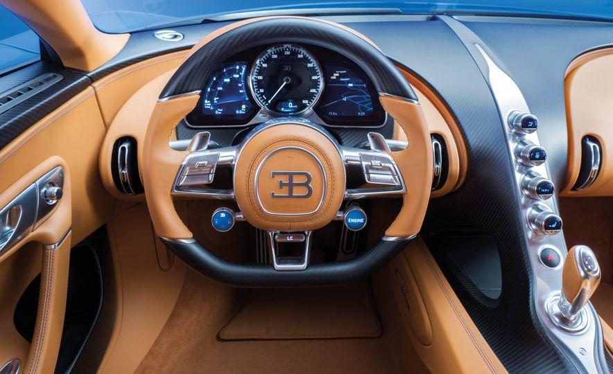 2017 Bugatti Chiron - Slide 38
