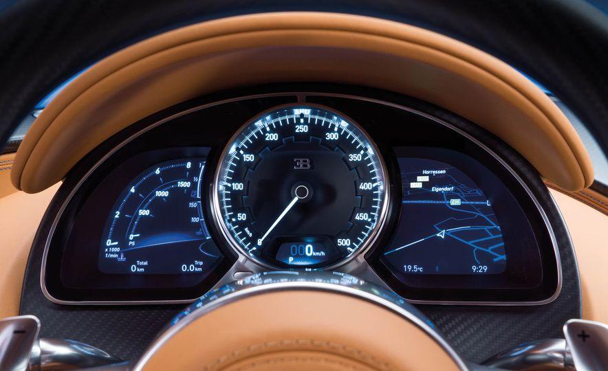 2017 Bugatti Chiron - Slide 39