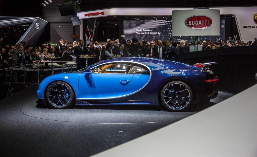 2017 Bugatti Chiron - Slide 2