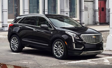 2017 Cadillac XT5 Priced From $40K