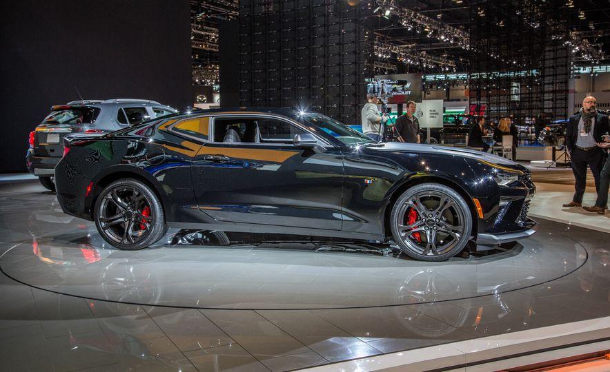 2017 Chevrolet Camaro SS 1LE - Slide 1
