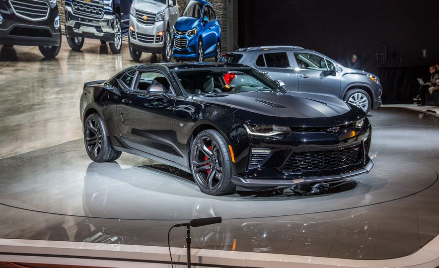 The 10 Cars You Must See from the 2016 Chicago Auto Show - Slide 2