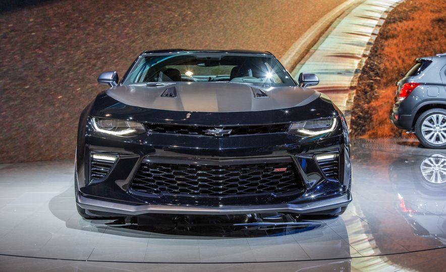 2017 Chevrolet Camaro SS 1LE - Slide 5
