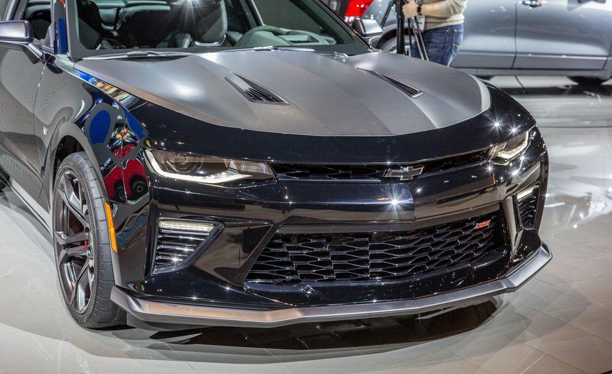 2017 Chevrolet Camaro SS 1LE - Slide 13