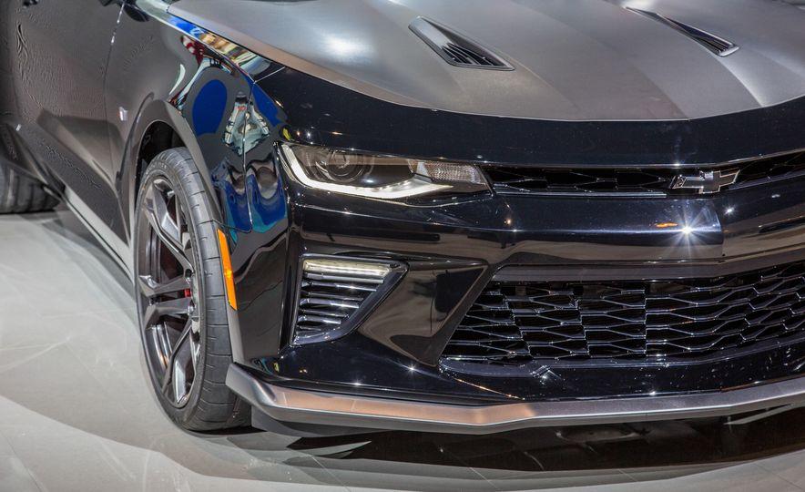 2017 Chevrolet Camaro SS 1LE - Slide 19