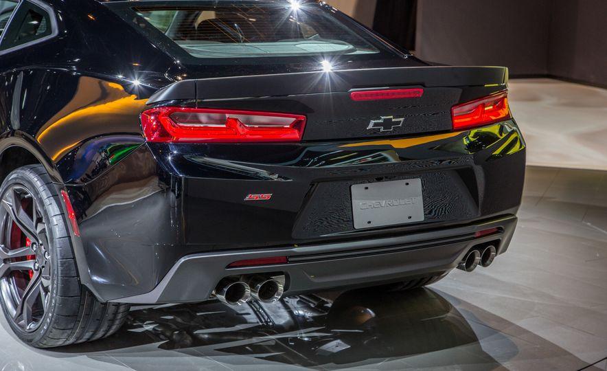 2017 Chevrolet Camaro SS 1LE - Slide 21