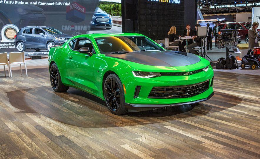 2017 Chevrolet Camaro SS 1LE - Slide 23