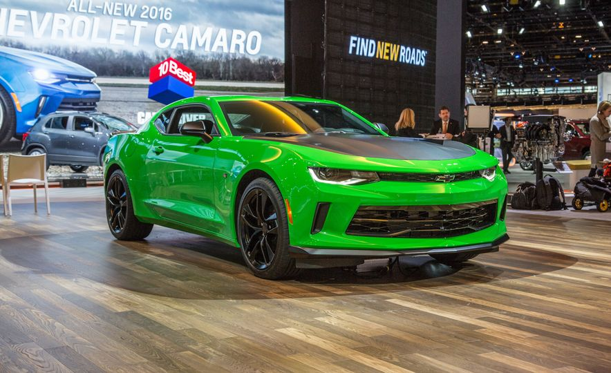 2017 Chevrolet Camaro SS 1LE - Slide 24