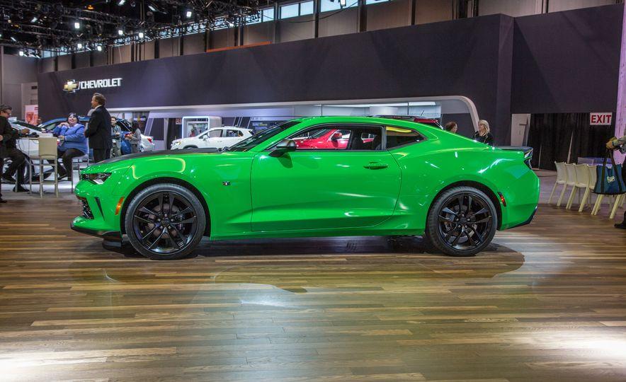 2017 Chevrolet Camaro SS 1LE - Slide 28