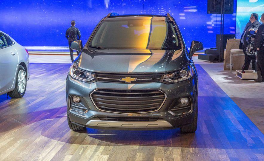 2017 Chevrolet Trax - Slide 3