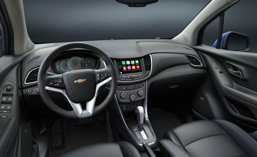 2017 Chevrolet Trax - Slide 17